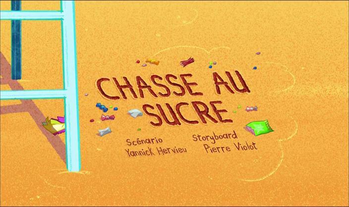 Zig & Sharko - 2x25 - Chasse au sucre