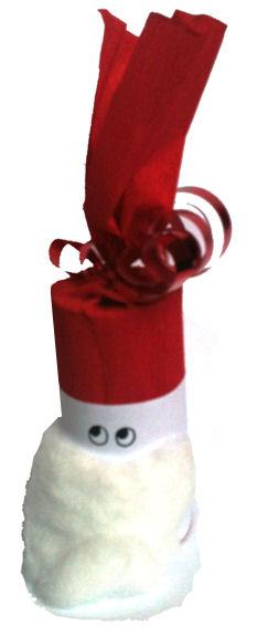 Le père Noël surprise