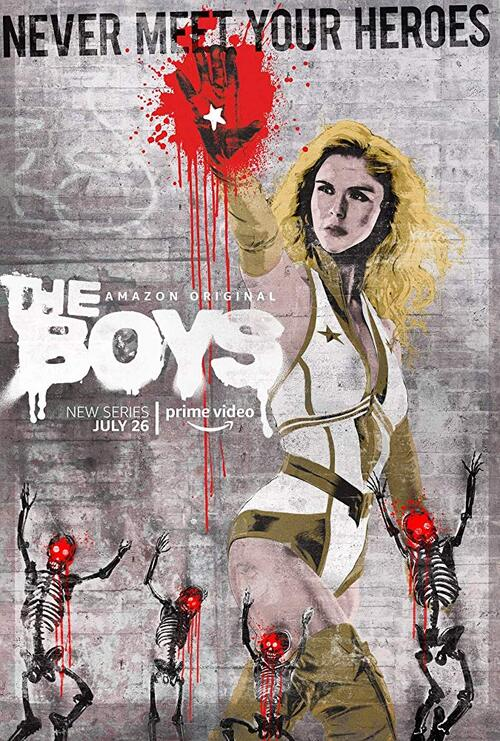 "Bonsoir a l'honneur : "" The Boys """