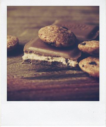 Mousse au chocolat au lait milka® granola