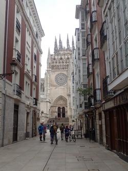 867 - Un retour inattendu du Chemin de Saint Jacques !