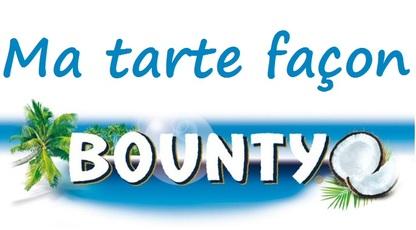 Ma tarte façon Bounty