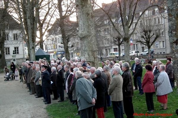 La cérémonie du 19 mars 2014, vue par René Drappier