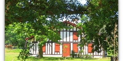 Maison typiquement Landaise