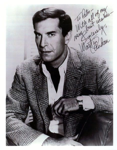 Martin Landau-Used to be Married to Barbara Bain. I first saw him ...