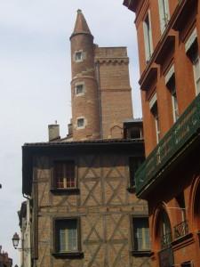 Toulouse rue saint rome