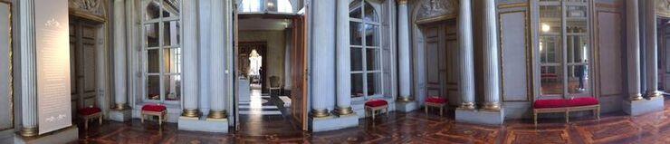 Palais  à Gand....