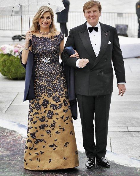 Willem et Maxima