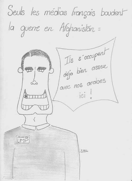 LES DESSOUS AFFRIOLANTS DE DK L'INCONTINENT