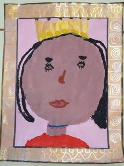 Les portraits chez maitresse S.