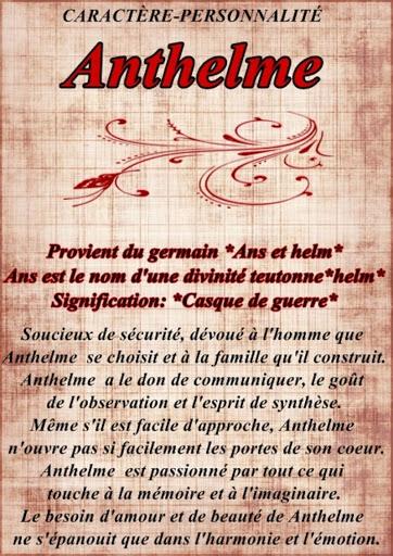 "Aujourd'hui vendredi 26 juin 2015: St Anthelme"" Bonne fête!"