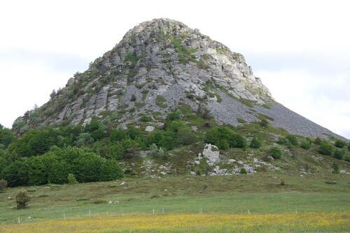 Le Mont Gerbier