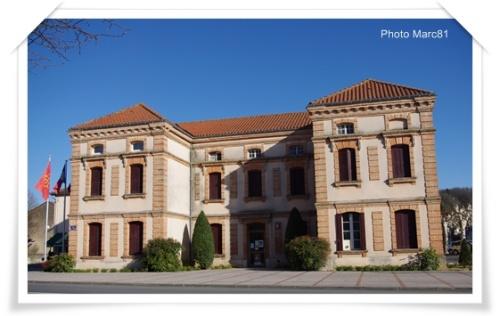 Mairie de Briatexte