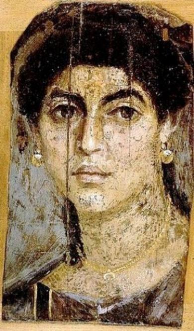 Hypatie d'Alexandrie.