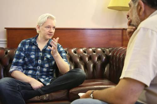 Le jugement de Bradley Manning est une farce (interview de Julian Assange pour La Jornada - Mexique)