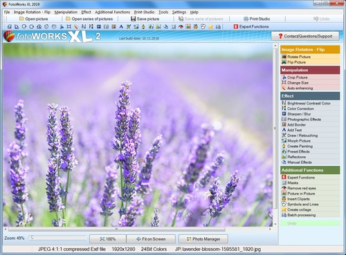 Top photo editing software for fast and perfect picture editing