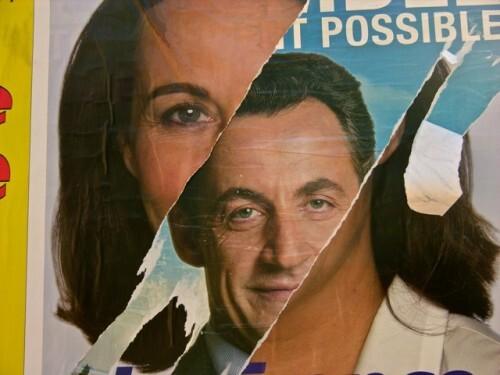 affiche présientielle 2007 Sarko Ségo 7