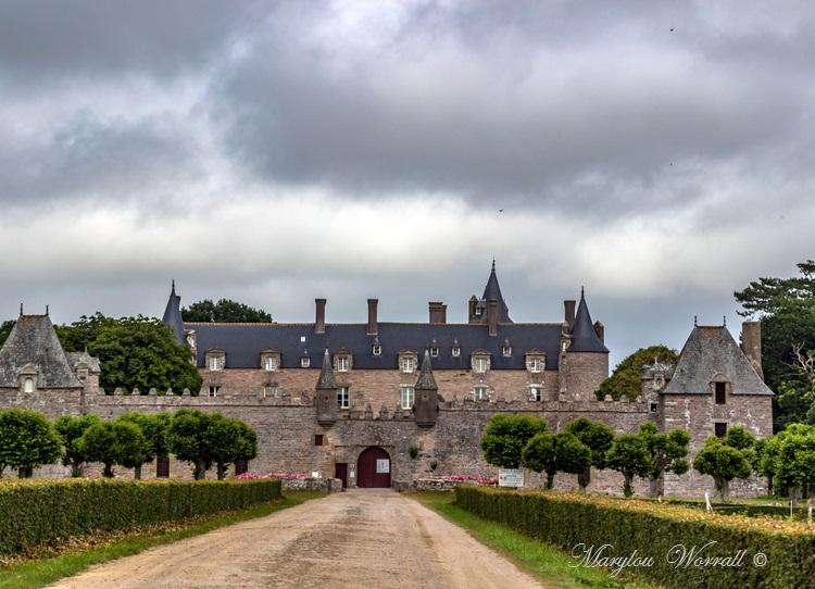Bretagne : Château de Bienassis 2/2