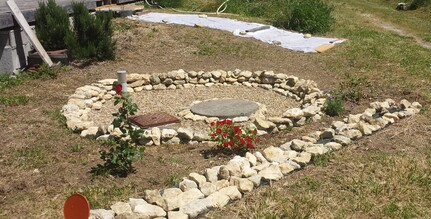 Les Jardins privés continuent de s'embellir...