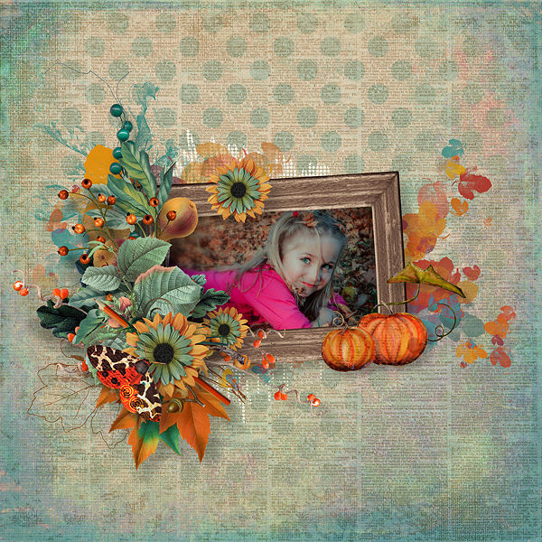 """Pieces Of Autumn"" by Valkyrie Designs"