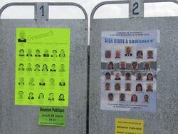 Résultats des municipales à Gouesnac'h