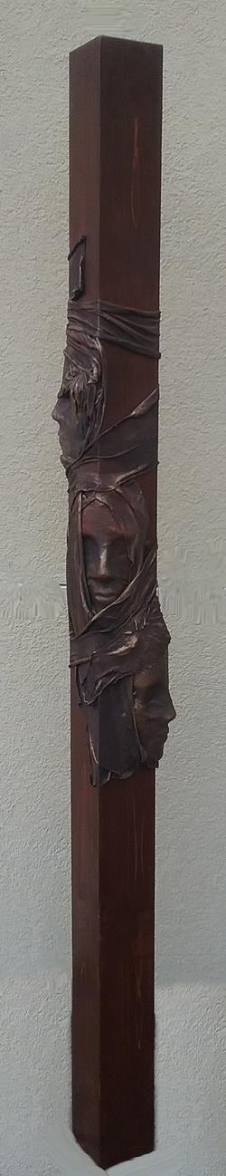 Sculptures au vignoble de Vaudreuil