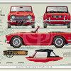 Triumph TR 250 1967-68