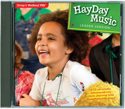 Hayday Music Cd