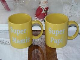 Des Mugs ...