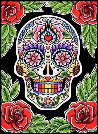 Même maquillée, la mort reste la mort