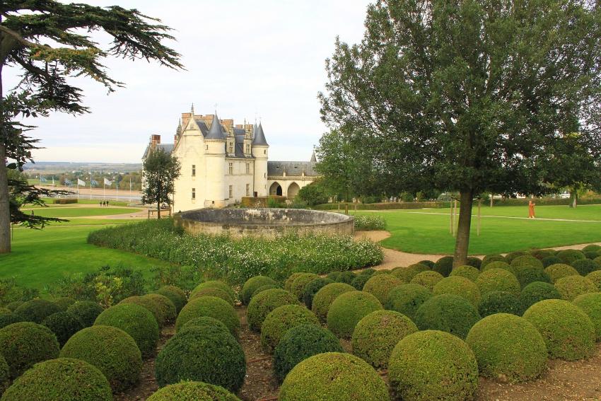 amboise et son chateau