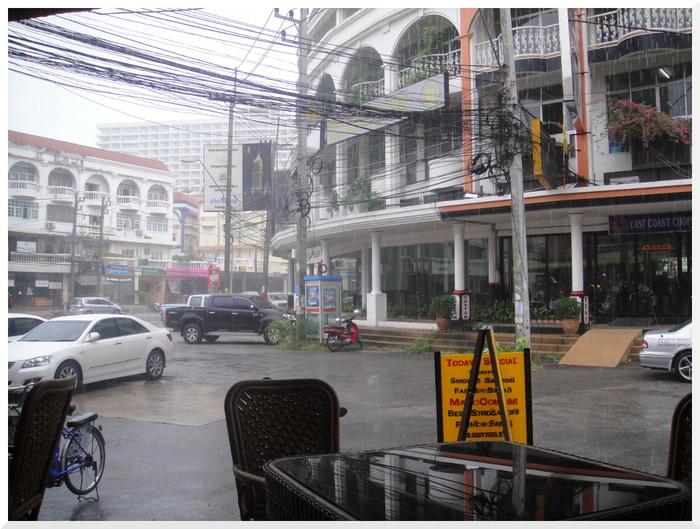 ¨Photos de Thaïlande_16.  Pluie et Orage..