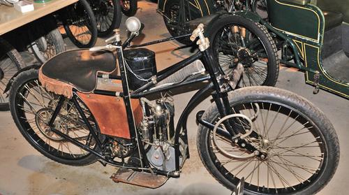 De Dion et ses motos