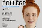 """La revue numérique """"Vivre au collège"""""""