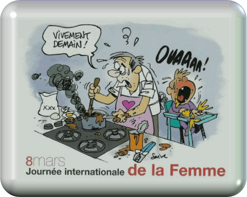 Journée Internationale de la Femme 2019