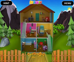 Jouer à Escape Game - The doll house 2