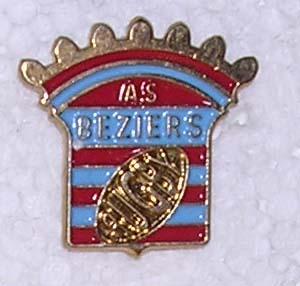 Pin's AS Béziers ancien blason (8)