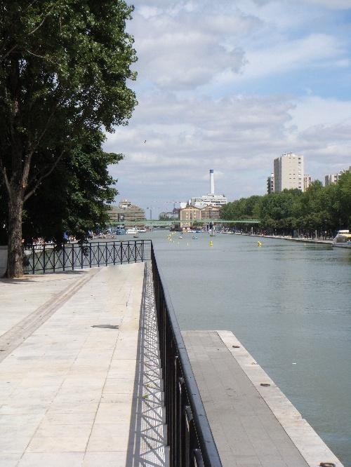 Rotonde de la Villette.