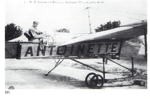 La traversée de Blériot