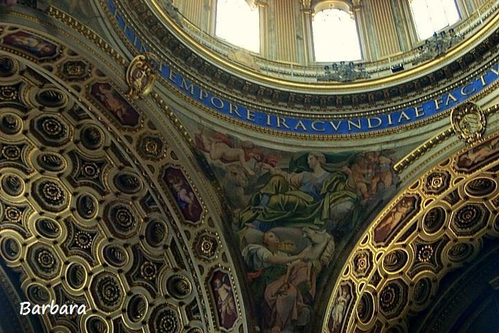 Italie Rome Eglise de San Carlo