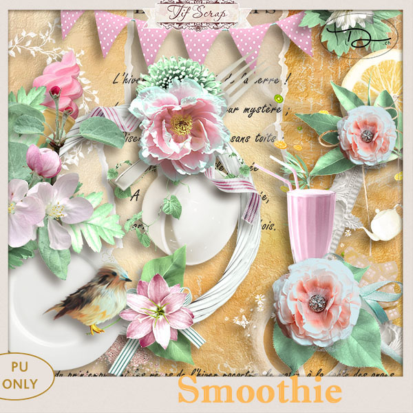 Smoothie Elements {DigiPack}