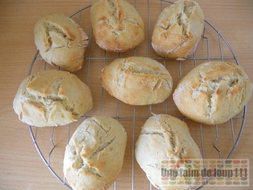 Petits pains express maison