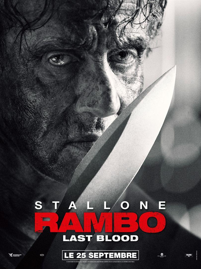 Rambo, last blood