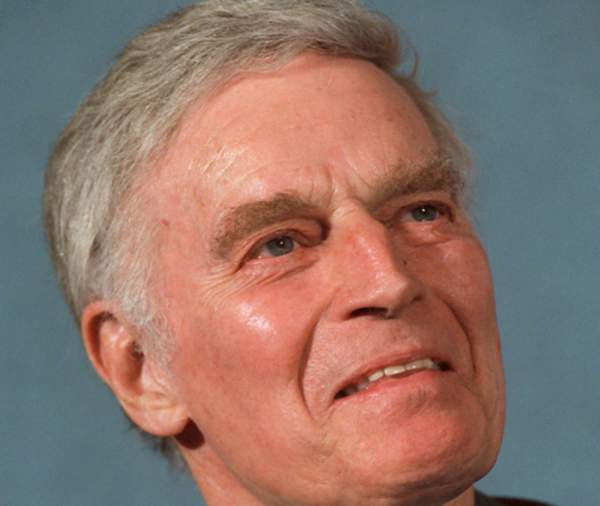 Image: Charlton Heston's Acting Credentials: Awards and Highlights of Storied Career