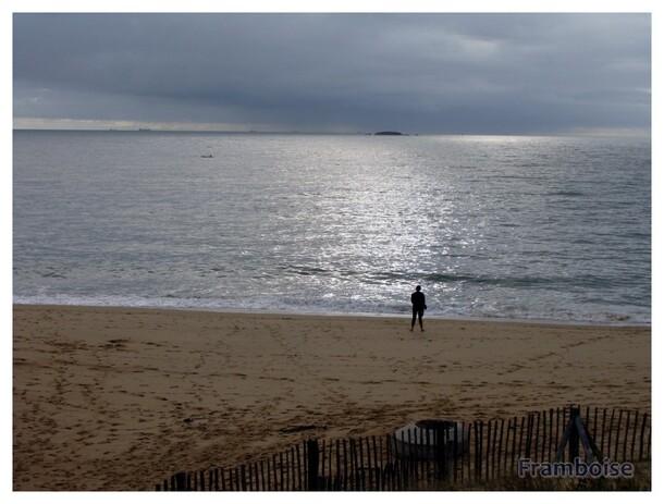 Pornichet le sentier du littoral