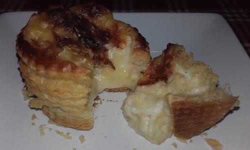 Bouchée fromagère