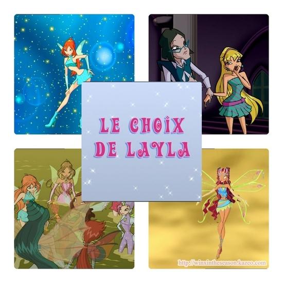 Episode 6 - Le Choix de Layla