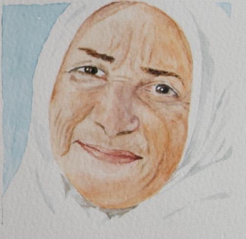 Femme d'Andijan