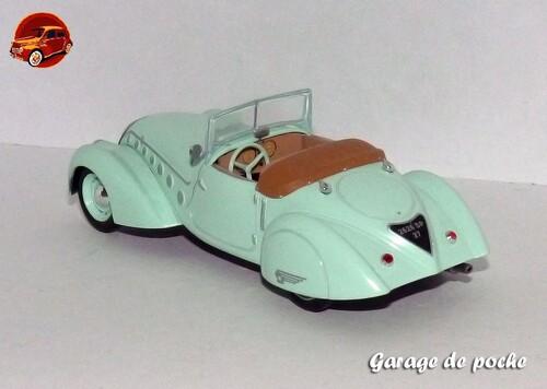 Peugeot 402 Darl'mat 1937