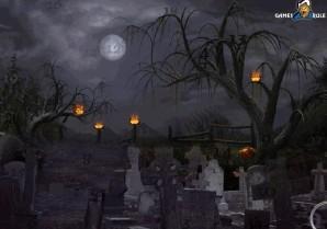 Hidden numbers - Halloween special
